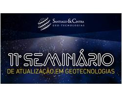 11º Seminário de Atualização Profissional em Geotecnologias