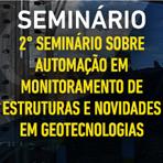 2° Seminário sobre Automação em Monitoramento de Estruturas