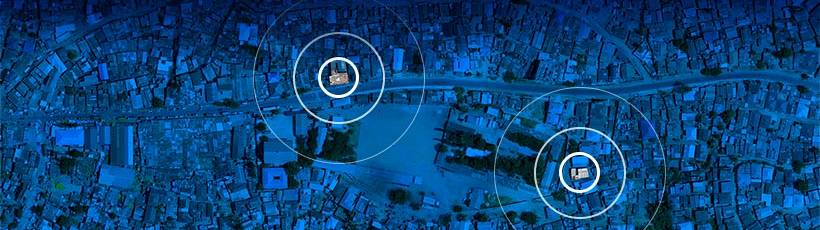 Acurácia e precisão no mapeamento com drones