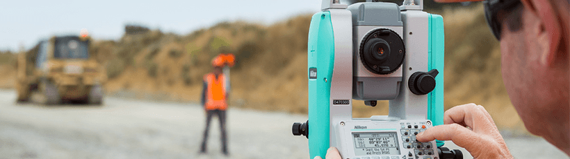 Santiago & Cintra amplia portfólio com a nova Estação Total Série N da Nikon-Trimble Co.