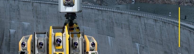 Qual melhor equipamento para o monitoramento de Marcos Superficiais de estruturas?