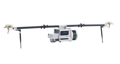 Sistema LIDAR LiAir S50