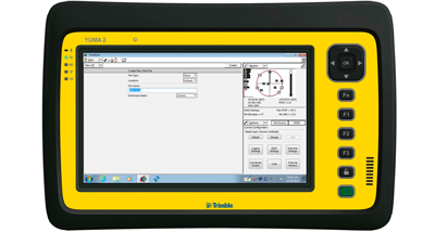 Tablet PC Trimble Yuma2