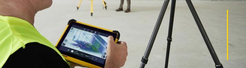 Tecnologias do Trimble X7
